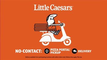 Little Caesars Pizza TV Spot, 'Ion Television: Detectives Delivery' - Thumbnail 8