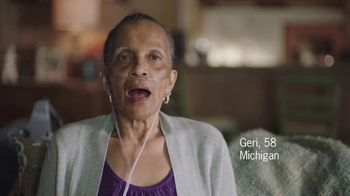 Centers for Disease Control and Prevention TV Spot, 'Tips From a Former Smoker: Geri Texting Tip' - Thumbnail 1