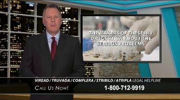 Shrader & Associates LLP TV Spot, 'HIV Medication Helpline' - Thumbnail 3