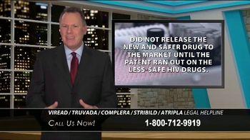 Shrader & Associates LLP TV Spot, 'HIV Medication Helpline' - Thumbnail 4