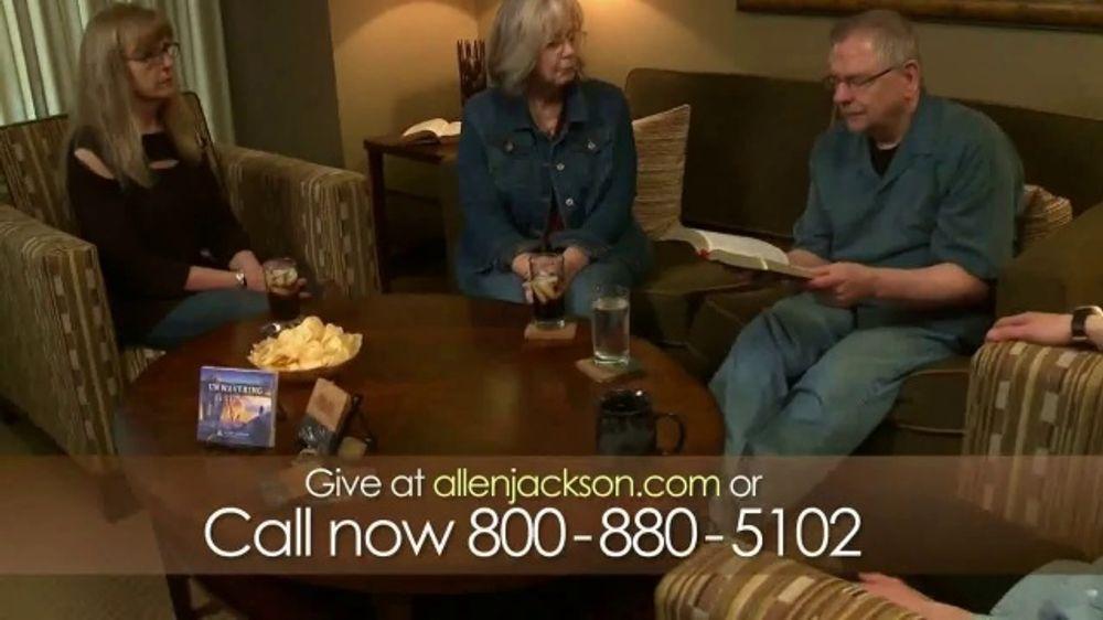 Allen Jackson Ministries TV Commercial, 'Unwavering On the Rock'