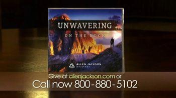Allen Jackson Ministries TV Spot, 'Unwavering On the Rock' - Thumbnail 3
