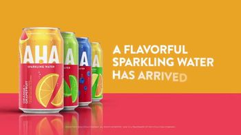 AHA Sparkling Water TV Spot, 'Bold' Song by The Highfields - Thumbnail 10
