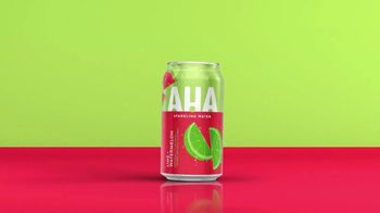 AHA Sparkling Water TV Spot, 'Bold' Song by The Highfields - Thumbnail 7