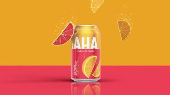 AHA Sparkling Water TV Spot, 'Bold' Song by The Highfields