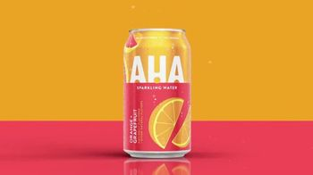 AHA Sparkling Water TV Spot, 'Bold' Song by The Highfields - Thumbnail 9