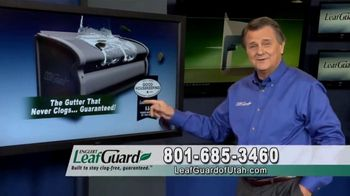 LeafGuard of Utah $99 Install Sale TV Spot, 'Damage'