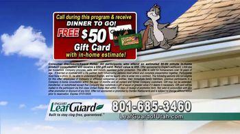 LeafGuard of Utah $99 Install Sale TV Spot, 'Damage' - Thumbnail 6