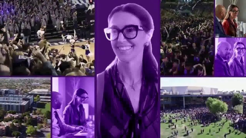 Grand Canyon University TV Commercial, 'Insights & Leadership in Business Analytics'