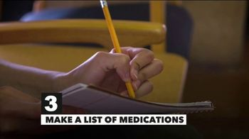 AARP Services, Inc. TV Spot, 'Top Tips: Caregiver Preparedness During COVID' - Thumbnail 4