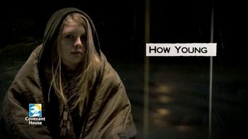 Covenant House TV Spot, 'Amazing Grace: How Young Before We Care' - Thumbnail 2