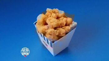 Jack in the Box Popcorn Chicken Combos TV Spot, 'When Things Get Saucy' - Thumbnail 4