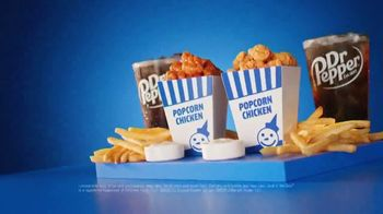 Jack in the Box Popcorn Chicken Combos TV Spot, 'When Things Get Saucy' - Thumbnail 8
