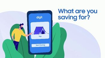 Digit TV Spot, 'What Are You Saving For?'