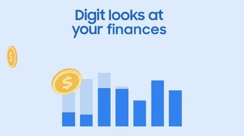 Digit TV Spot, 'What Are You Saving For?' - Thumbnail 4