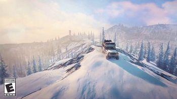 Snow Runner TV Spot, 'Conquer the Wilderness' - Thumbnail 1