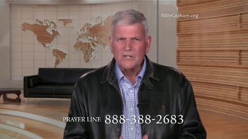 Billy Graham Evangelistic Association TV Spot, 'Uncertainty' - Thumbnail 5