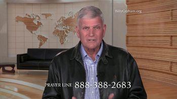 Billy Graham Evangelistic Association TV Spot, 'Uncertainty' - Thumbnail 7