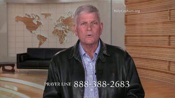 Billy Graham Evangelistic Association TV Spot, 'Uncertainty'