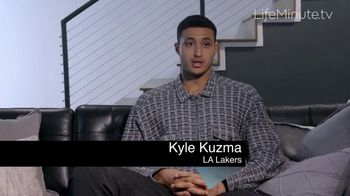 LifeMinute TV TV Spot, 'Got Milk Helps Children in Need Get Meals' Ft Kyle Kuzma, Alejandra Espinoza - Thumbnail 7