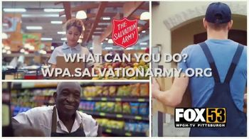 The Salvation Army TV Spot, 'FOX 53: Keeping the Steel City Strong' - Thumbnail 9