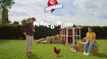 Airheads TV Spot, 'Marco Pollo' - Thumbnail 1