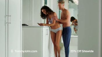 Tommy John Spring Sale TV Spot, 'Comfort Reimagined: No Visible Panty Lines' - Thumbnail 2