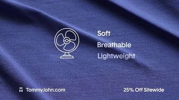 Tommy John Spring Sale TV Spot, 'Comfort Reimagined: No Visible Panty Lines' - Thumbnail 3