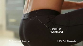 Tommy John Spring Sale TV Spot, 'Comfort Reimagined: No Visible Panty Lines' - Thumbnail 4