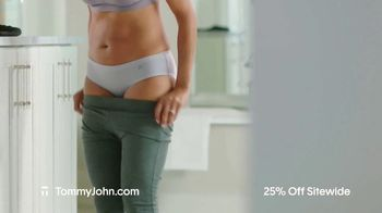 Tommy John Spring Sale TV Spot, 'Comfort Reimagined: No Visible Panty Lines' - Thumbnail 5