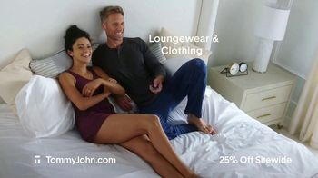 Tommy John Spring Sale TV Spot, 'Comfort Reimagined: No Visible Panty Lines' - Thumbnail 9