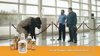 Clear Gorilla Glue TV Spot, 'Museum' - Thumbnail 8