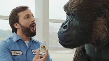 Clear Gorilla Glue TV Spot, 'Museum'