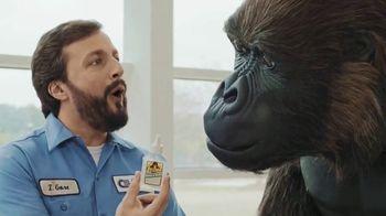 Clear Gorilla Glue TV Spot, 'Museum'