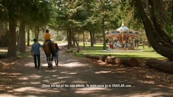 VRAYLAR TV Spot, 'Carousel'