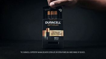 DURACELL Optimum TV Spot, 'Day After Day'