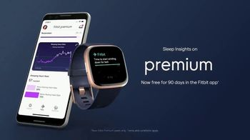 Fitbit Premium TV Spot, 'Dream Fulfilled' - Thumbnail 10