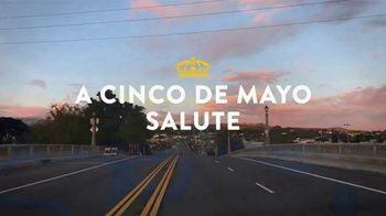 Corona Extra TV Spot, 'A Cinco de Mayo Salute' - Thumbnail 1