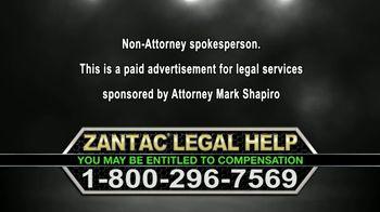 Shapiro Legal Group TV Spot, 'Ranitidine' - Thumbnail 1