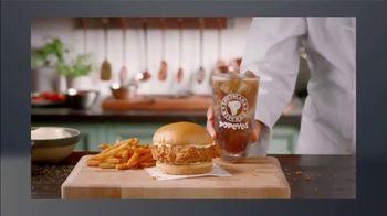 Popeyes Chicken Sandwich TV Spot, 'ION: Quick Case'