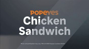 Popeyes Chicken Sandwich TV Spot, 'ION: Quick Case' - Thumbnail 10