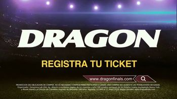 Dragon TV Spot, 'Dragon Finals: registra tu boleto' con Carlos Gómez [Spanish] - Thumbnail 3