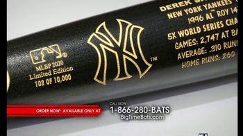 Big Time Bats TV Spot, 'Jeter & Rivera Hall of Fame Two Bat Set' - Thumbnail 3