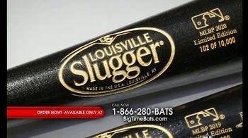 Big Time Bats TV Spot, 'Jeter & Rivera Hall of Fame Two Bat Set' - Thumbnail 4