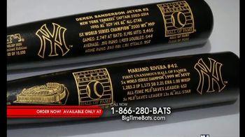Big Time Bats TV Spot, 'Jeter & Rivera Hall of Fame Two Bat Set' - Thumbnail 7