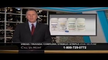 South Branch Law Group TV Spot, 'HIV Medication Helpline' - Thumbnail 2