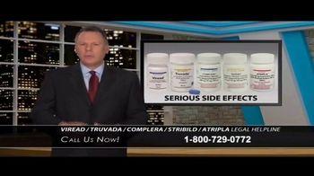 South Branch Law Group TV Spot, 'HIV Medication Helpline'