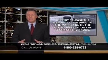 South Branch Law Group TV Spot, 'HIV Medication Helpline' - Thumbnail 6