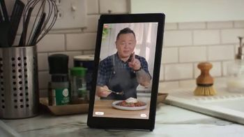Food Network Kitchen TV Spot, 'Always Brought Us Together: Free One-Year Subscription' - Thumbnail 8