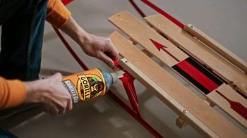 Gorilla Glue TV Spot, 'Busted Garage' - Thumbnail 5